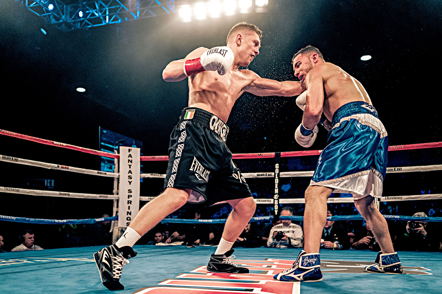 "Jason  ""El Animal"" Quigley vs. Glen Tapia"