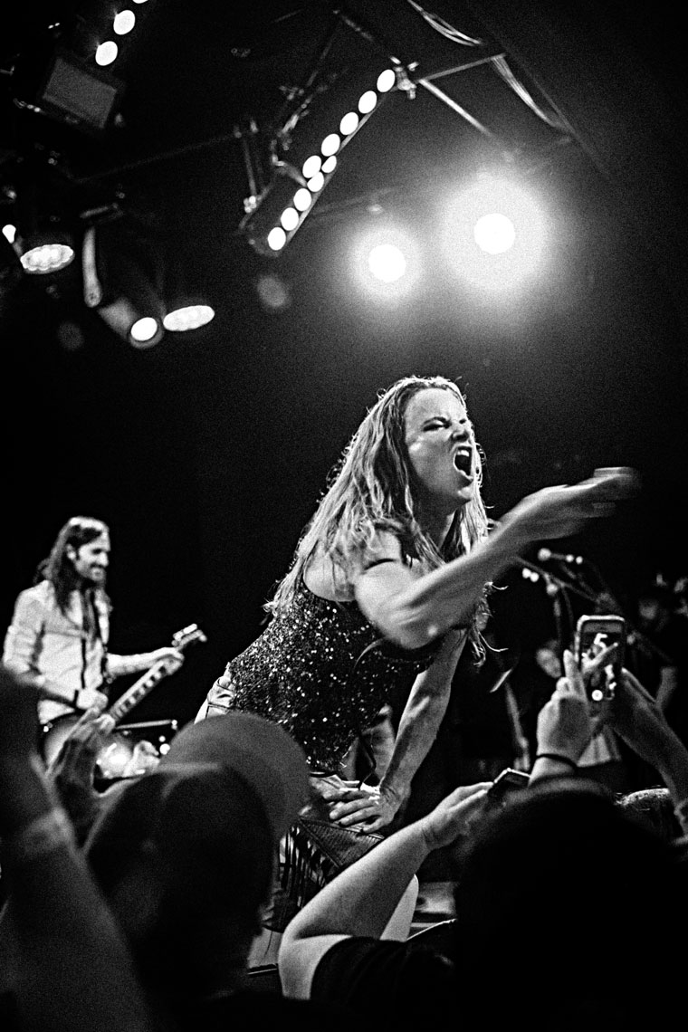 Juliette Lewis, The Teragram Ballroom