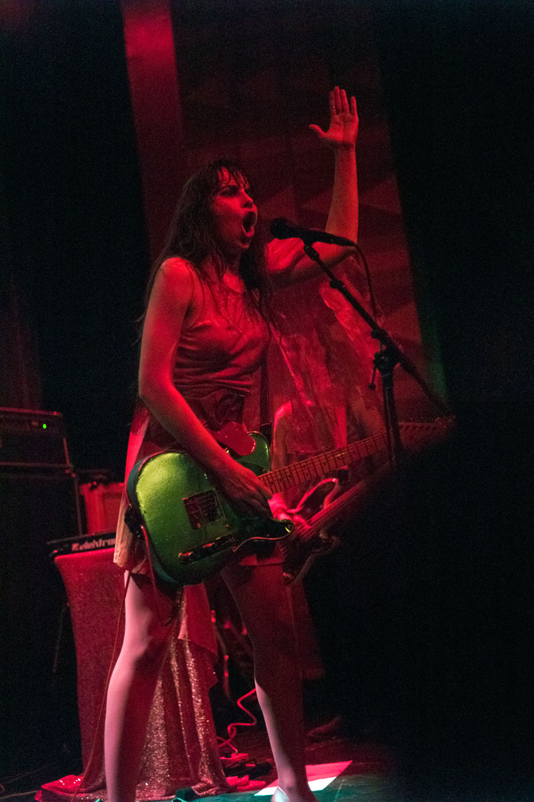 Le Butcherettes, The Regent, DTLA
