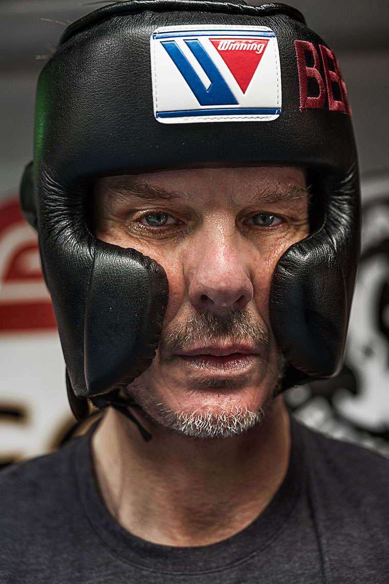 Peter Berg, Mens Health